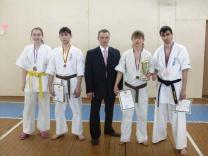 Открытый Чемпионат и Первенство Чувашской Республики по Киокусинкай раздел «кумитэ», среди мужчин и женщин (18 лет и старше), юниоров и юниорок (16-17 лет).